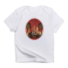 Lady and Unicorn Sight Infant T-Shirt