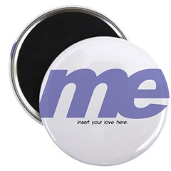 Insert Your Love Here Magnet