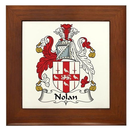Nolan Framed Tile