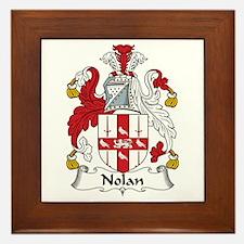 Nolan Framed Tile