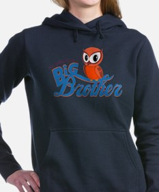 Im going to be a Big Brother Owl Hooded Sweatshirt