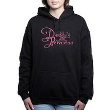 Daddys Princess Hooded Sweatshirt