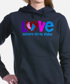 Love Before First Sight Hooded Sweatshirt