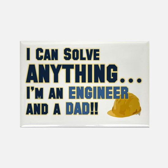 Engineer Dad Magnets
