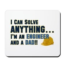 Engineer Dad Mousepad