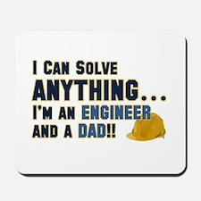 Engineer Dad Mousepad