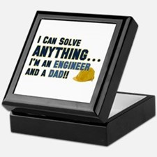 Engineer Dad Keepsake Box