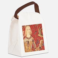 My Lady Hawk Canvas Lunch Bag