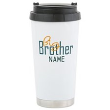 Unique Baby big brother Travel Mug