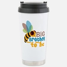 Big Brother to Be Travel Mug