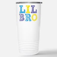 Sketch Lil Bro Stainless Steel Travel Mug