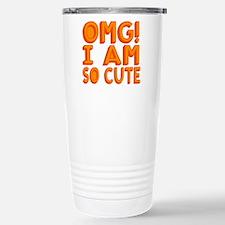 Cute Oh so cute Travel Mug