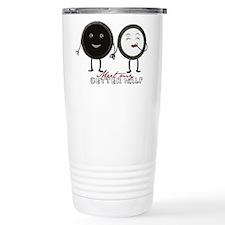Cookie Couple Travel Mug
