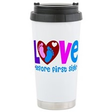 Love Before First Sight Travel Mug