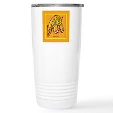 Boys Tiger (add Name) Travel Mug