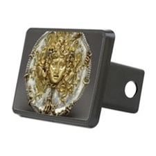 Medusa Metalwork Hitch Cover