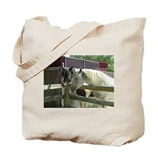 Cute Horse Buddys Tote Bag