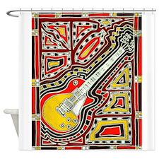 Art of G Shower Curtain