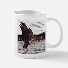 ISAIAH 40:31 WINGED EAGLES Mugs