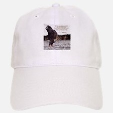 ISAIAH 40:31 WINGED EAGLES Baseball Baseball Baseball Cap