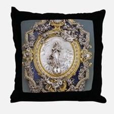 Virgin of the Immaculate Conception Throw Pillow
