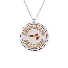 PENICILLIN ALLERGY Necklace
