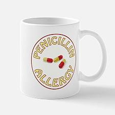 PENICILLIN ALLERGY Mugs