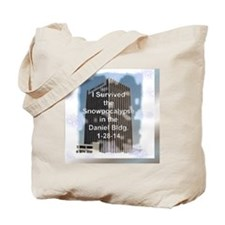 Snowpocalypse1 Tote Bag