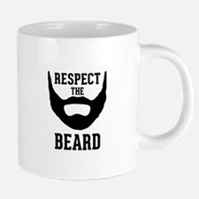 Respect The Beard Mugs