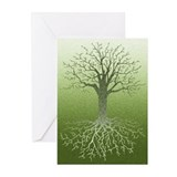 Earth day greeting card Greeting Cards
