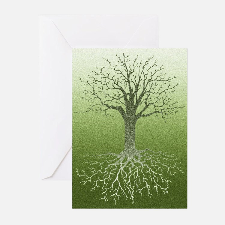 Meditative Solstice Greeting Cards (pk Of 10)