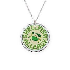 SHELLFISH ALLERGY Necklace
