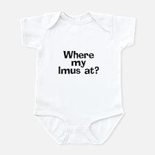 Where Imus at? - Infant Bodysuit