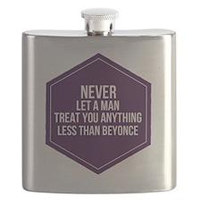 Beyonce Flask