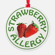 STRAWBERRY ALLERGY Ornament