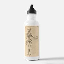 Human Skeleton Water Bottle