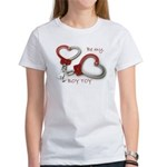 Boy Toy Valentine Heartcuffs T-Shirt