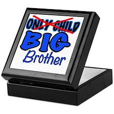 New Big Brother Announcement Keepsake Box
