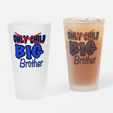 New Big Brother Announcement Drinking Glass
