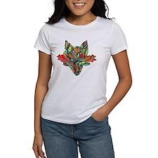 Wolf Forest Spirit Celtic Kno T-Shirt