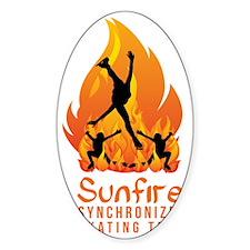 SunFire Synchro Decal