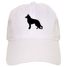 german shepherd 2 Baseball Baseball Cap