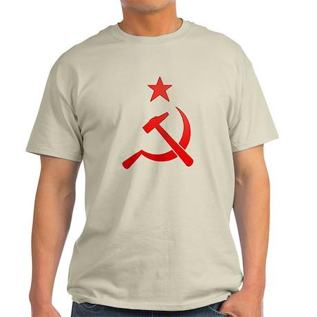 Soviet Star Light T-Shirt