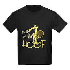 Talk to the Hoof T