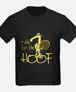 Talk to the Hoof T