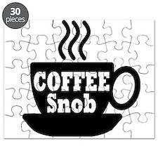coffee snob Puzzle