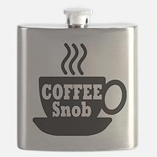 coffee snob Flask