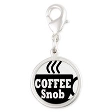 coffee snob Charms