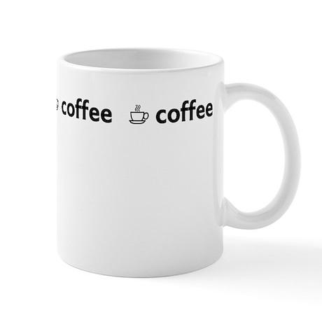 coffee coffee coffee Mugs
