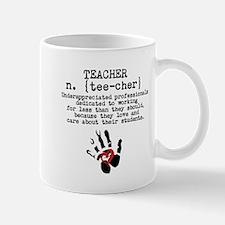 Teacher. Mugs